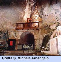grotta di s.michele arcangelo