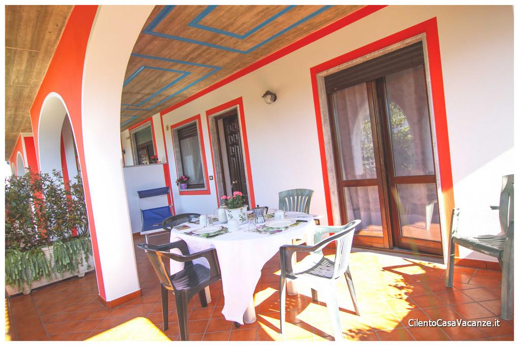case vacanza ad Ascea Marina