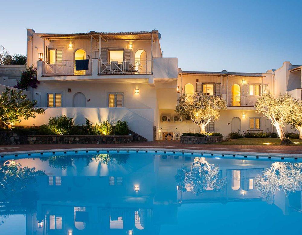 Residence - Villammare