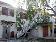 Casa Vacanze ad Ascea Marina esterno